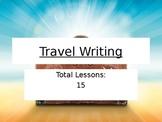 Travel Writing Scheme of Work