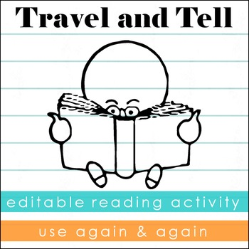 Textbook Activity - Travel and Tell