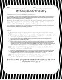 Travel and Tourism - Kenyan Safari Portfolio Assignment