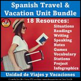 Los Viajes y las Vacaciones Spanish Travel & Vacations Uni