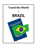 Travel the World - Brazil