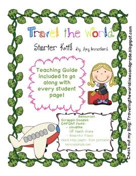 Travel the World Starter Kit