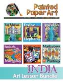 Art Lessons: Travel the World of Art! INDIA