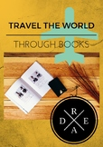 Travel the World through Books Poster
