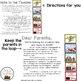 Travel-themed Behavior Management Clip Chart
