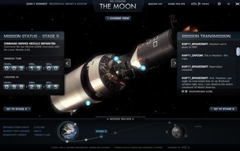 Travel to the Moon Webquest
