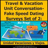 Travel unit- Speed dating survey: Interpersonal communicat