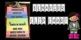 Traveling Behavior Clip Chart