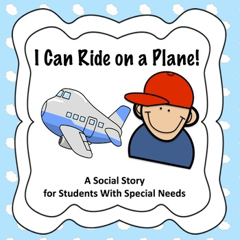 Traveling By Plane Social Story