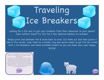 Traveling Ice Breakers