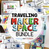 Traveling MakerSpace Cart Bundle