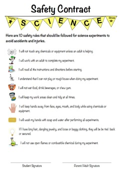 Scientist of the Week - Experiment, Explain, and Engage Project (Year-Long)