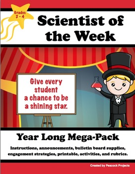 Scientist of the Week - Experiment, Explain, and Engage Pr