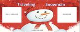 Traveling Snowman
