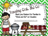 Summer ~ Traveling Vacation Packet for Families