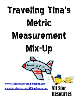 Traveling Tina Metric Measurement Mix-up