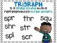 Traveling Trigraphs- With 3 Write Around the Room Activities