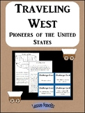 Traveling West:  Pioneers of the United States