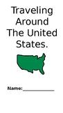 Traveling around the United States Recipe Unit