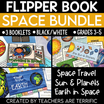 Space Bundle Little Flippers
