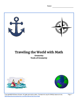Traveling the World with Math - Tools of Geometry