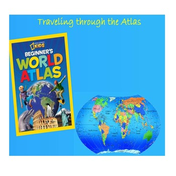 Traveling through the Atlas