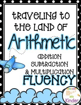 Traveling to the Land of Arithmetic: Fact Fleuncy