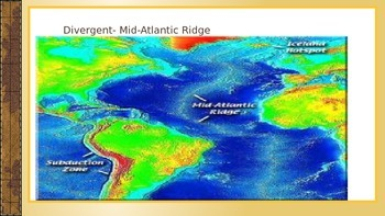 Traveling to the Plate boundaries Powerpoint