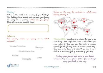 Travelling Flipbook (e-workbook)