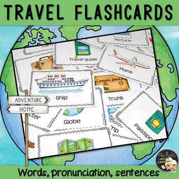 Travels and trips Flashcards