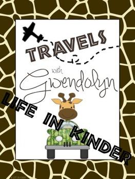Travels with Gwendolyn