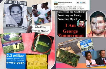 Trayvon Martin - Zimmerman - Stand Your Ground - Carry/Conceal - FREE POSTER