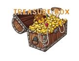 Treasure Box Label