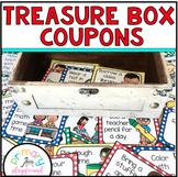 Treasure Box-Prize Box Coupons-Editable