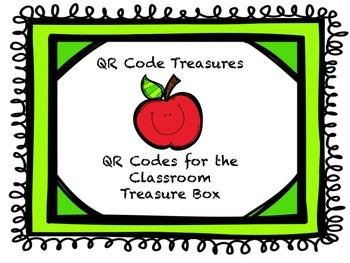Treasure Box QR Codes
