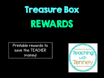 Treasure Box Reward