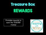 Treasure Box Reward