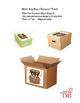 Treasure Box and Tickets ** ORIGINAL ARTWORK