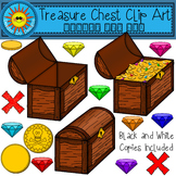Treasure Chest Clip Art - Inside the Box
