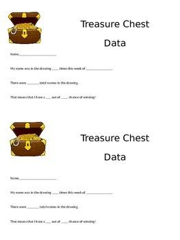 Treasure Chest Data Form