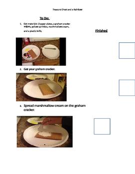 Treasure Chest Food Prep Task Analysis