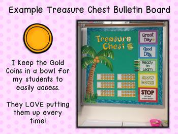 Treasure Chest Incentive Reward System