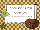 Treasure Chest Incentives That Don't Cost Money