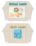 Treasure Chest Lunch Choices