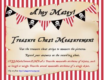 Treasure Chest Measurement