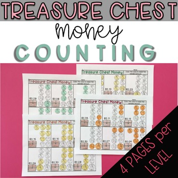 Treasure Chest Money Counting