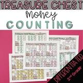 Treasure Chest Money Counting