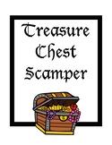 Pirate Treasure Chest SCAMPER