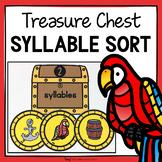 Treasure Chest Syllable Sort