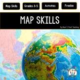 Map Skills FREEBIE!
